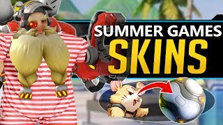 Overwatch Summer Games 2019 details and Legendary Skin predictions