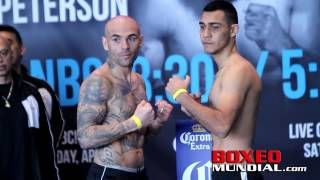 PREMIERE BOXING CHAMPIONS UNDERCARD WEIGH IN