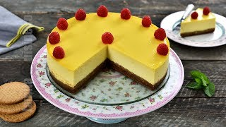 Cheesecake la cuptor (CC Eng Sub) | JamilaCuisine