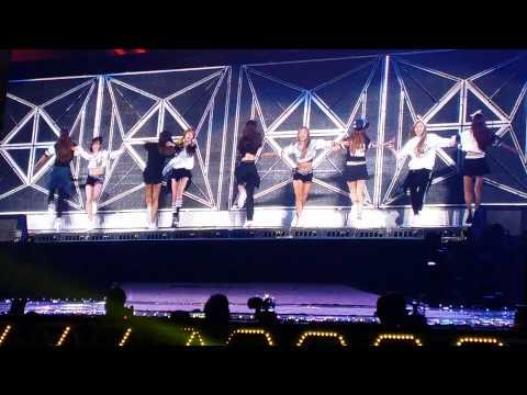 [140815] SNSD - I got a boy (SM TOWN 2014 in Seoul)