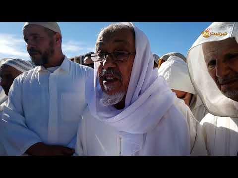 في وفاة امام مسجد السنة