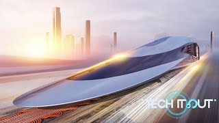 Tech It Out: China to set a new speed record in ground transportation