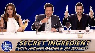 Secret Ingredient with Jennifer Garner and Jim Jefferies