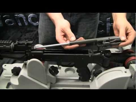ATI AK-47 Strikeforce Stock, Handguards & Pistol Grip Package Installation