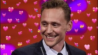 Tom Hiddleston being adorable for 16 minutes straight (part 2)