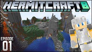 A Whole New World   Hermitcraft 8 - Ep. 1