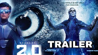 Robot 2.0 Official Trailer Releasing Date Confirmed Out,Akshay Kumar, Rajnikanth