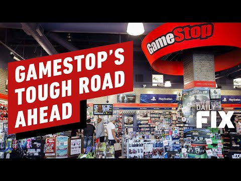 How Is GameStop Still A Thing? - IGN Daily Fix