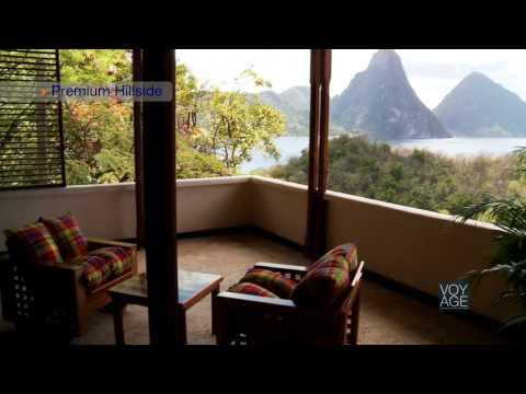 Anse Chastenet - St. Lucia, Caribbean