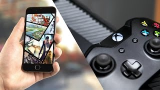 Turn your Smartphone into Wireless Game Controller | iOS and Android