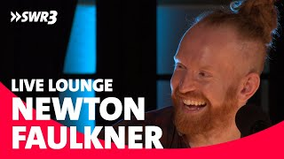 Newton Faulkner - Clouds, Against The Grain, No Diggity & Write It On Your Skin