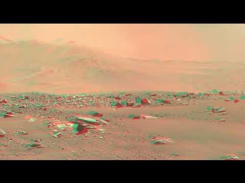 NASA 3D Mars