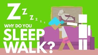 Why Do You Sleepwalk?