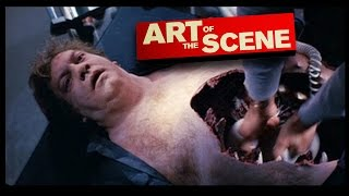 The     Thing's Defibrillator Chest Chomp – Art of the Scene