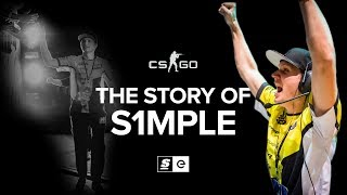 The Story of s1mple