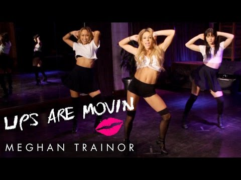 Meghan Trainor - Lips Are Movin (Dance Tutorial) | Mandy Jiroux
