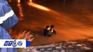 Thương tâm vụ mẹ ôm con nhảy sông tự tử | VTC