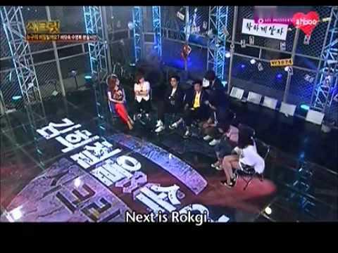 Kim Heechul got tricked!