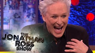 Glenn Close's Terrifying Cruella de Vil Laugh - The Jonathan Ross Show