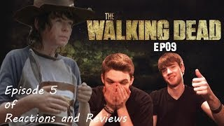 The Walking Dead: Reactions and Reviews EP5 | S04EP09 - THE JOURNEY CONTINUES!!