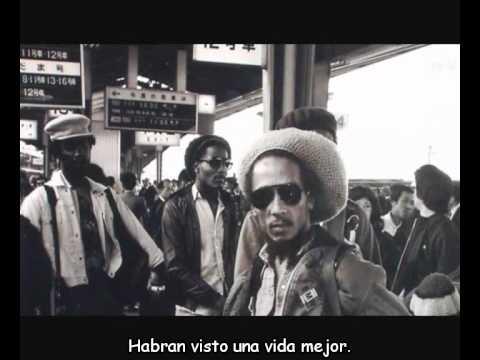 Bob Marley-Keep on moving (susbtitulos en español)