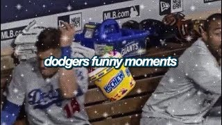 DODGERS FUNNY MOMENTS   los angeles dodgers bloopers