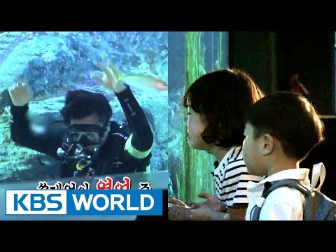 Donggook falls into a fishtank full of sharks…SeolSuDae in tears![The Return of Superman/2017.06.18]