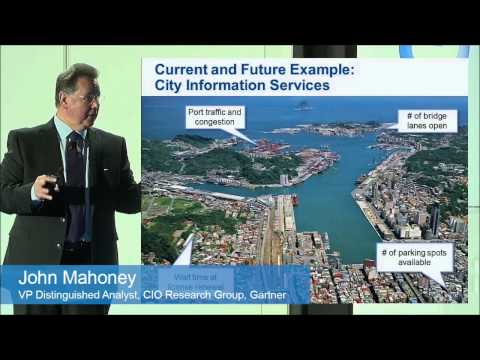 Gartner IT Leadership Trends 2013 in Poland - Conference Video