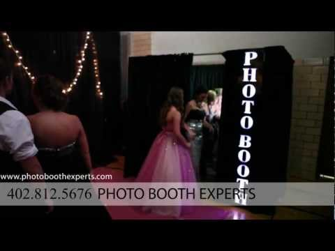 Photo Booth Rental for Prom and After Prom