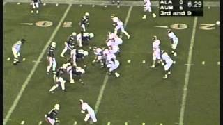 1997 Iron Bowl Auburn vs. Alabama