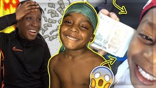 SPOILED KID THINKS HE OWNS THE WORLD! (New Youngest Flexer)