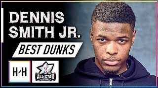 Dennis Smith Jr. EVERY DUNK from his 2017-18 NBA Rookie Season! | 2018 All-Star Preview