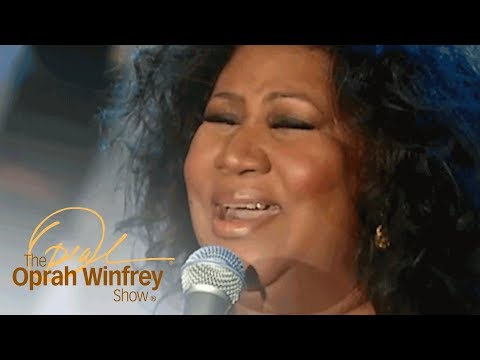 Aretha Franklin's Performance of