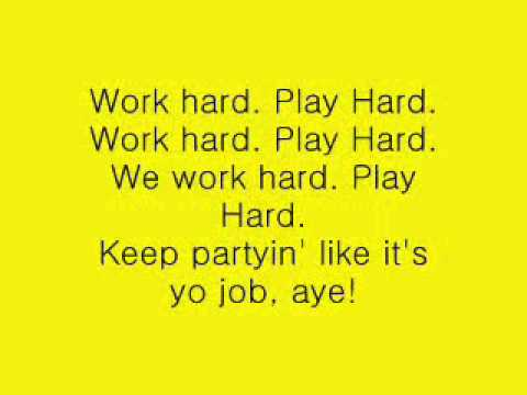 Baixar David Guetta - Play Hard (Lyrics) feat. Ne-Yo, Akon