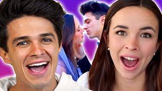 Brent Rivera & Pierson ADMIT they're MORE THAN FRIENDS + REACT to MARRIAGE in lie detector test