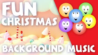 """Fun Christmas Background Music for Videos - """"Happy Holidays"""" Instrumental Music by Happy Face Music"""