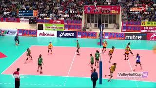 Highlight Đoàn Thị Xuân. VTV BĐLA vs Vietinbank