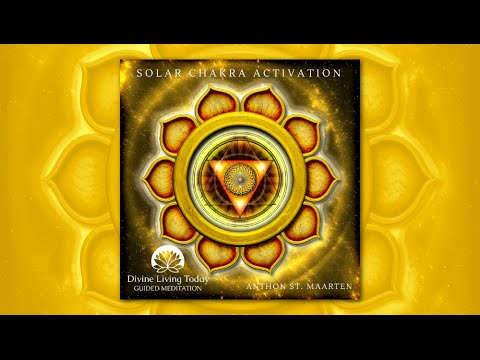 Solar Plexus Chakra Activation Guided Meditation - Audio Preview