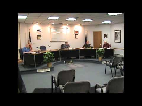 Rouses Point Village Board Meeting  11-02-09