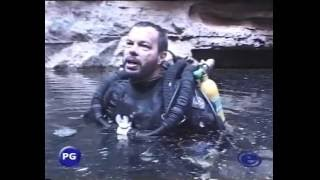 scuba, cave diving ''The Big Black''   The last dive of David Shaw 21 43, XviD format