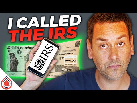I Called The IRS About My Stimulus, Here's What Happened