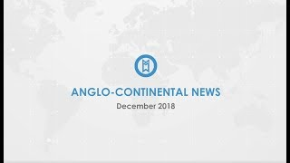Anglo Continental News - December 2018