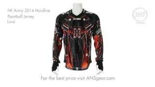 Джерси HK Army 2014 Hardline Jersey - Lava