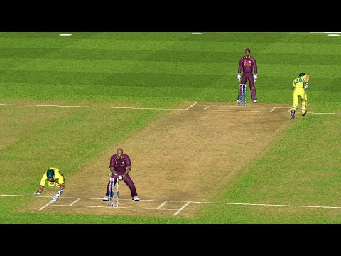 6th June Australia Vs West Indies ICC World cup 2019 full match Highlights real cricket 2019 Game