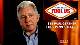 """Penn & Teller get Fooled """"You Blew Our Minds."""""""