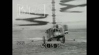 Prvé helikoptéry