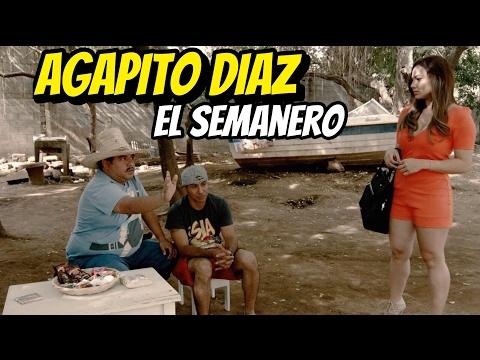 Agapito Diaz y el semanero ( abonero ) - JR INN
