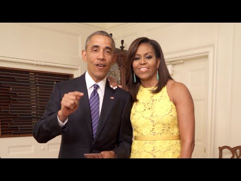 President Obama and First Lady Michelle Obama on Favorite Olympic Memories