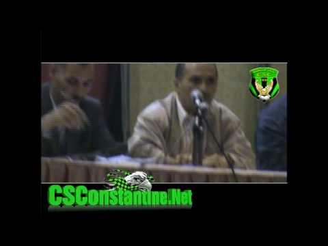 AG du CS Constantine - Passage au professionnalisme - 01