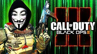 /worlds scariest hacker takes over black ops 3 anonymous hacker trolling